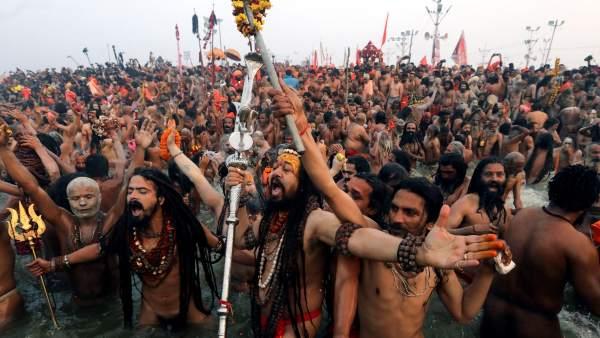 Festival Kumbh mela
