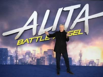Presentación global de 'Alita: Ángel de combate'