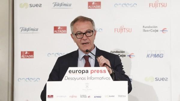 Desayuno Informativo de Europa Press con José Guirao