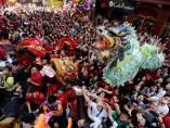 Año Nuevo Lunar en Binondo