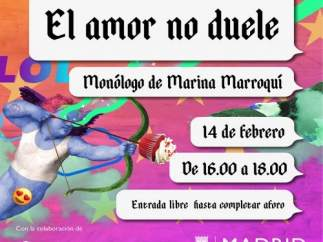 Campaña municipal 'El amor no duele'