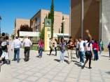 Campus de Las Lagunillas de la UJA