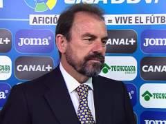 Ángel Torres, presidente del Getafe.