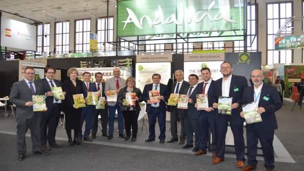 Cooperativas Agro-alimentarias promocionan el espárrago verde en Fruit Logística