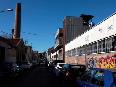 Violación en Sabadell