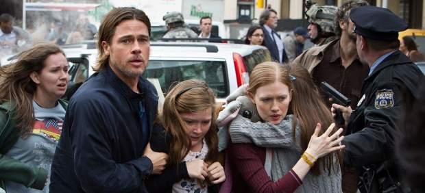 La secuela de 'Guerra Mundial Z' que iba a dirigir David Fincher, muerta y enterrada