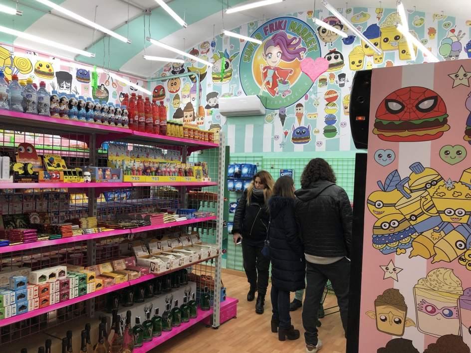 'Super Friki Market'