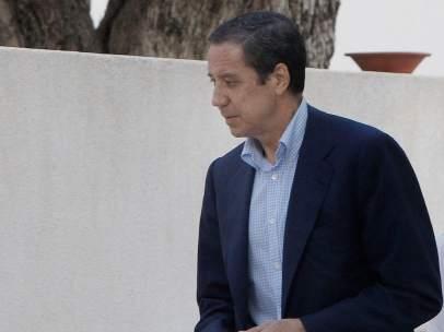 La jueza deja en libertad a Eduardo Zaplana