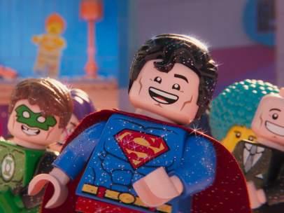 Los legos vuelven a la carga en la nueva película.