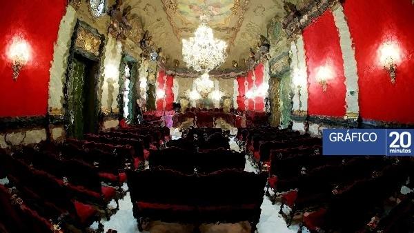Imagen de la sala de plenos del Supremo donde se celebrará el juicio.