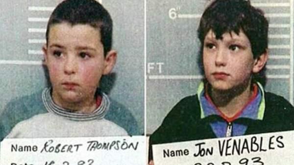 Robert Thompson y Jon Venables
