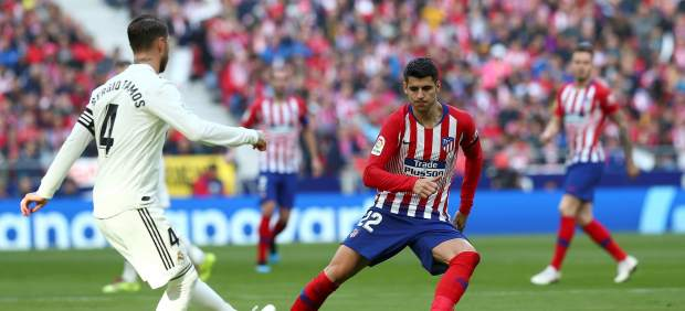 Atlético-Real Madrid
