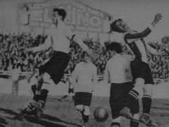 Primer gol de la historia de Primera División