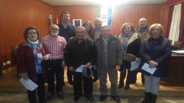 Ayuntamiento de Monachil entrega subvenciones a asociaciones locales