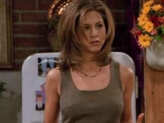 Nunca le gustó su peinado de 'Friends' (1994-2004)