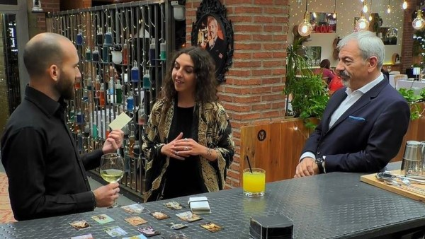 Carlos Sobera en 'First Dates'