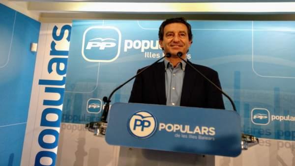 El líder del PP, Biel Company