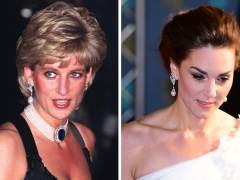Lady Di y Kate Middleton