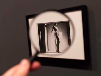 Uno de los retratos de la sección 'Mujeres y Venus' de la exposición de Man Ray © Fundación Canal
