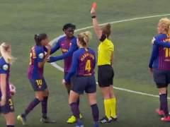 Rayo-Barcelona femenino