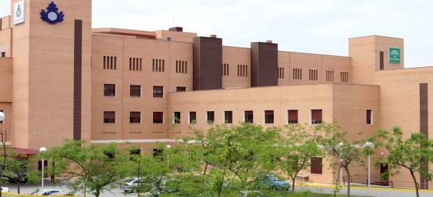 Vista Exterior Del Hospital San Juan De Dios Del Aljarafe