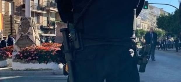 Policía Nacional agente seguridad recursos CNP