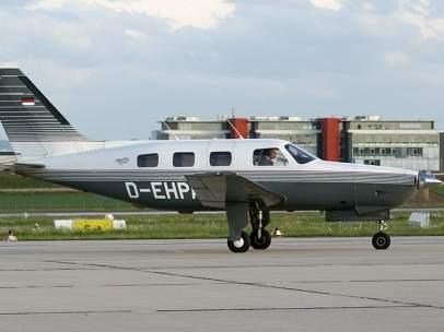 Avioneta Piper PA-46 Malibu