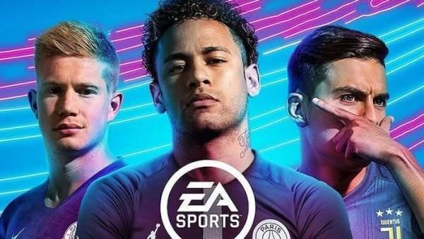 Nueva portada de 'FIFA 19'