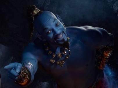 Will Smith como Genio en 'Alladín'