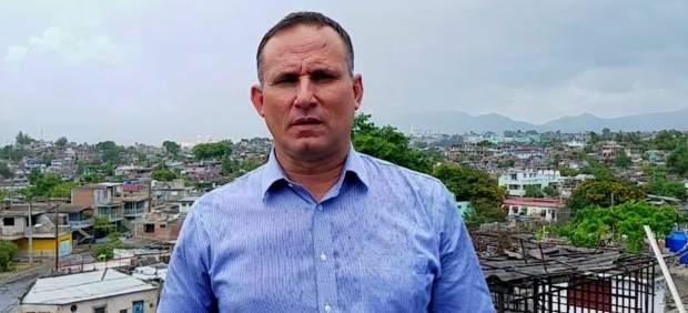 José Daniel Ferrer, opositor cubano