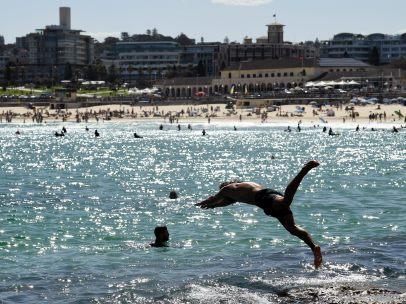 Ola de calor en Australia