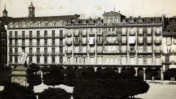 Imagen perteneciente al Fondo de la Comisión de Monumentos Históricos y Artístic