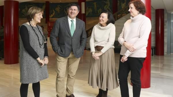 El consejero, Francisco Fernández Mañanes, presenta la incorporación de fondos
