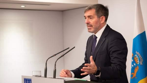 """Clavijo, no podía durar más la actual situación de """"inestabilidad política"""""""