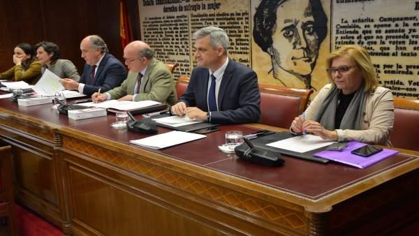 Guadalupe Casanova, elegida Secretaria Segunda de la Comisión de Asuntos