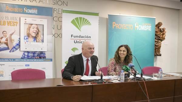 Fundación Unicaja y Proyecto Hombre presentan una nueva campaña