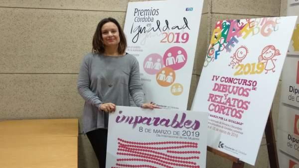 Guijarro presenta las actividades por el Día de las Mujeres