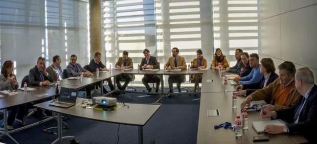 Reunión en el IHCantabria
