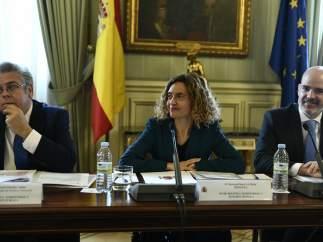 56011b7f50cc El balance de Batet: diálogo con los independentistas, traspasos a Euskadi  y subida del sueldo de los funcionarios 3