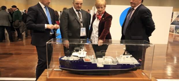 Tapia inaugura la World Maritime Week