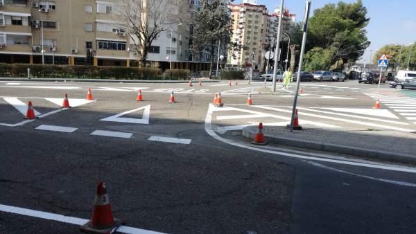 Mejoras de la movilidad en Cerro Amate