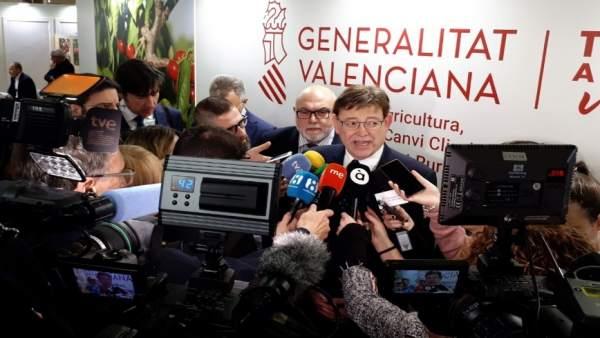 """Puig recomana """"llei i diàleg"""" per a resoldre la qüestió catalana i abordar les """"arrels polítiques"""""""