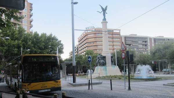 Autobús de Castillo