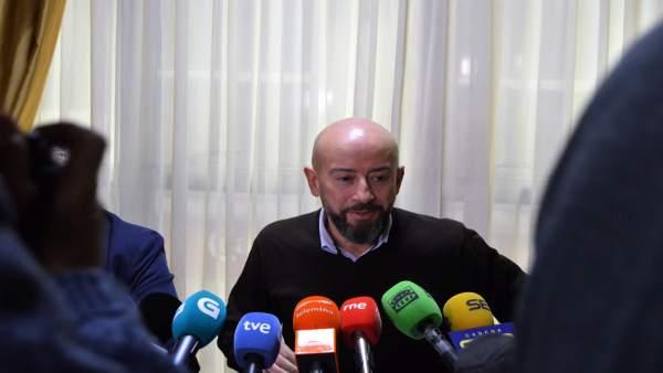 José Araújo abandona el PP y ficha por Ciudadanos en Ourense