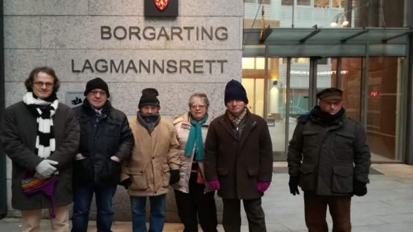 Exmarineros de Long Hope en un neuvo juicio en Noruega