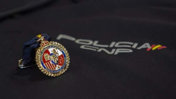 Medalla concedida por los Santos Ángeles Custodios
