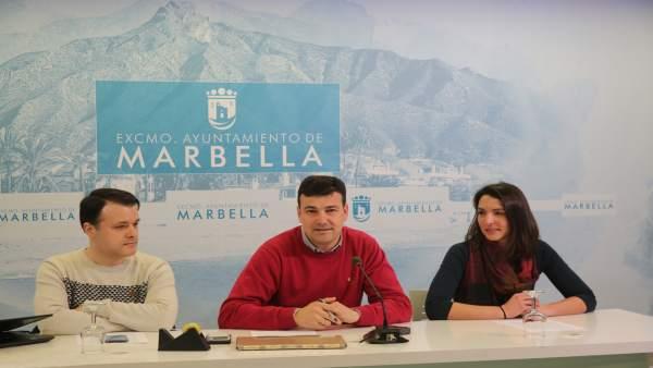 Nota Y Foto Fomento Económico Y Pymes Devfest Marbella