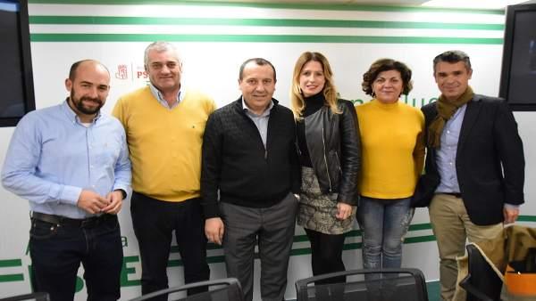 Comisión Ejecutiva Provincial del PSOE de Málaga