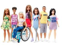 Barbie lanza sus nuevas muñecas