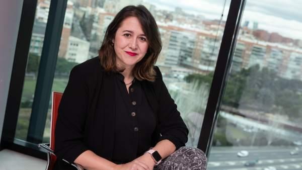 Ángela López, directiva de Nielsen